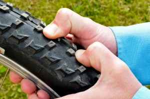 Maintenance - Tyre Pressure